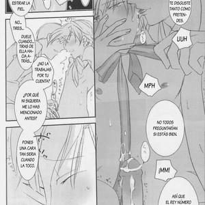 [Ainusaran (Kayuma Mimu)] Host Club no Host Club ni Yoru Host Ai Shikata [Español] – Gay Comics image 031