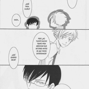 [Ainusaran (Kayuma Mimu)] Host Club no Host Club ni Yoru Host Ai Shikata [Español] – Gay Comics image 036