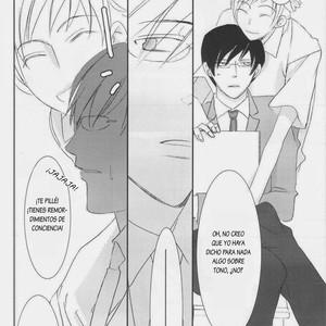 [Ainusaran (Kayuma Mimu)] Host Club no Host Club ni Yoru Host Ai Shikata [Español] – Gay Comics image 037