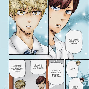 [YAMAMOTO Kotetsuko] Ashita wa Docchi da! (update c.25) [Eng] {Lewd4Yaoi Scans} – Gay Comics image 063
