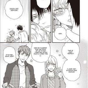 [YAMAMOTO Kotetsuko] Ashita wa Docchi da! (update c.25) [Eng] {Lewd4Yaoi Scans} – Gay Comics image 379