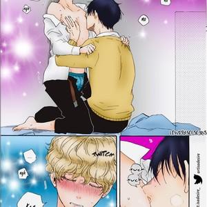 [YAMAMOTO Kotetsuko] Ashita wa Docchi da! (update c.25) [Eng] {Lewd4Yaoi Scans} – Gay Comics image 389