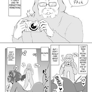 [Zenra QQ] BeachMonster [Eng] – Gay Comics image 020