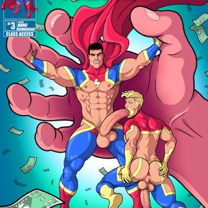 [Alexander] Super Hung! 3 [Eng] – Gay Comics