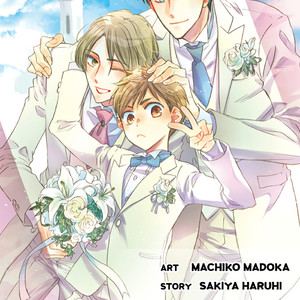[Sakiya Haruhi & Machiko Madoka] Shounen Houkokusho [Eng] – Gay Comics image 002