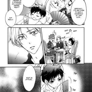 [Sakiya Haruhi & Machiko Madoka] Shounen Houkokusho [Eng] – Gay Comics image 010