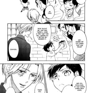 [Sakiya Haruhi & Machiko Madoka] Shounen Houkokusho [Eng] – Gay Comics image 016