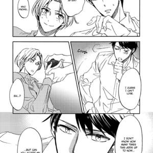 [Sakiya Haruhi & Machiko Madoka] Shounen Houkokusho [Eng] – Gay Comics image 024