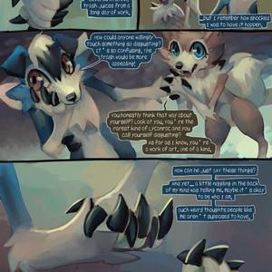 [GrimArt] Trust Me (Ending 1) [Eng] – Gay Comics image 010