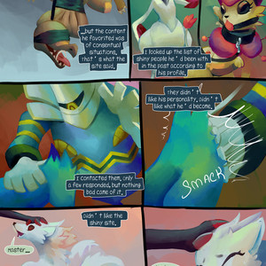 [GrimArt] Trust Me (Ending 1) [Eng] – Gay Comics image 042