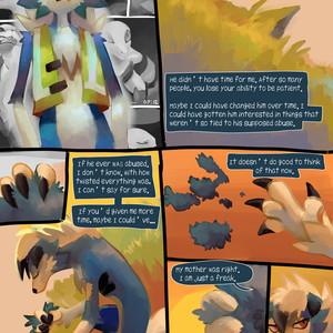 [GrimArt] Trust Me (Ending 1) [Eng] – Gay Comics image 043