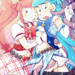 [SEIKA] Osomatsu-san Dj – Ecchi na mahou shoujo wa suki deshou ka [JP] – Gay Comics