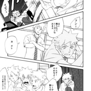 [10-Rankai (Emi)] Rinjin Bargain 2 – Naruto dj [JP] – Gay Comics image 032