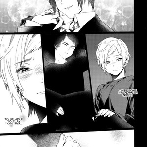 [Masura Ojisan (Masurao)] Kiss Me Before I Rise – Final Fantasy XV dj [Eng] – Gay Comics image 006