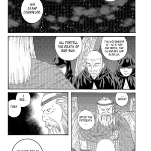 [Gengoroh Tagame] Nichirin no Ou | The King of the Sun [Eng] – Gay Comics