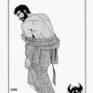 [Gengoroh Tagame] Gedo no Ie | The House of Brutes ~ Volume 1 (update c.4) [Eng] – Gay Comics