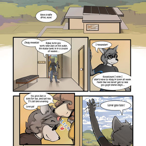 [Harmarist] Sheath and Knife [Eng] – Gay Comics