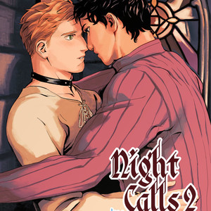 [macca☆star] Night Calls 2 [Eng] – Gay Comics
