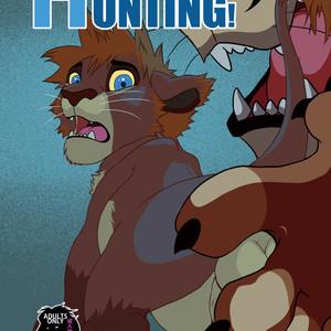 [Tategami 5-chome (Sasamaru)] HUNTING! – Kingdom Hearts II & The Lion King dj [JP] – Gay Comics