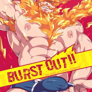 [Mazjojo] BURST OUT!! – Boku no Hero Academia dj [Español] – Gay Comics