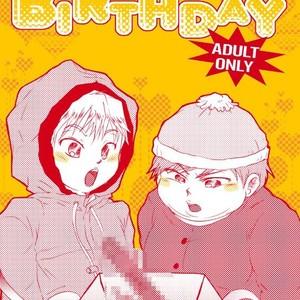 [Spider Garden, HEG (Nii, Yoshino)] Birthday – South Park dj [Eng] – Gay Comics