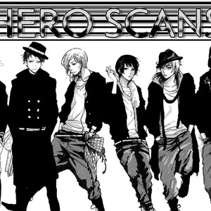 [Suzumaru Minta] Golden Sparkle (c.1) [Kr] – Gay Comics