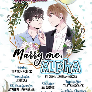 [Sanghan-nokcha, Chan] Marry Me, Alpha (update c.12) [Eng] – Gay Comics