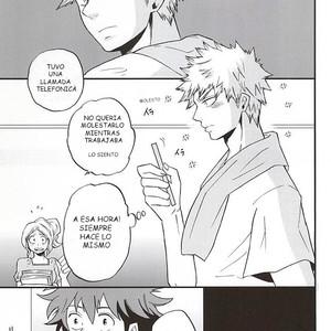 [GiftKuchen (Shitori)] Uwamezukai no Koibito – My Hero Academia dj [Esp] – Gay Comics image 002