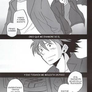 [GiftKuchen (Shitori)] Uwamezukai no Koibito – My Hero Academia dj [Esp] – Gay Comics image 004