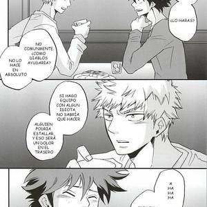 [GiftKuchen (Shitori)] Uwamezukai no Koibito – My Hero Academia dj [Esp] – Gay Comics image 005