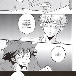 [GiftKuchen (Shitori)] Uwamezukai no Koibito – My Hero Academia dj [Esp] – Gay Comics image 006