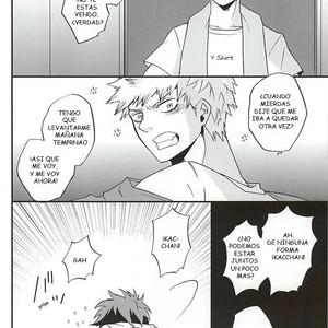 [GiftKuchen (Shitori)] Uwamezukai no Koibito – My Hero Academia dj [Esp] – Gay Comics image 009