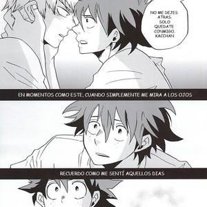 [GiftKuchen (Shitori)] Uwamezukai no Koibito – My Hero Academia dj [Esp] – Gay Comics image 010