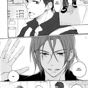[NO RESET CLUB (Sakurai Shushushu)] Just wanna know – Free! dj [Español] – Gay Comics image 004