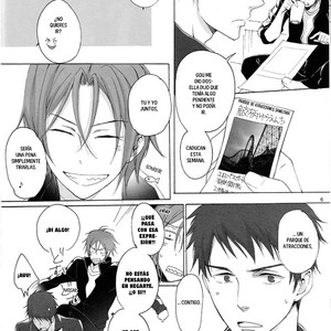 [NO RESET CLUB (Sakurai Shushushu)] Just wanna know – Free! dj [Español] – Gay Comics image 006