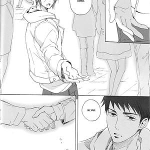 [NO RESET CLUB (Sakurai Shushushu)] Just wanna know – Free! dj [Español] – Gay Comics image 010