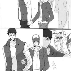 [NO RESET CLUB (Sakurai Shushushu)] Just wanna know – Free! dj [Español] – Gay Comics image 011