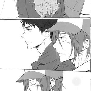 [NO RESET CLUB (Sakurai Shushushu)] Just wanna know – Free! dj [Español] – Gay Comics image 012