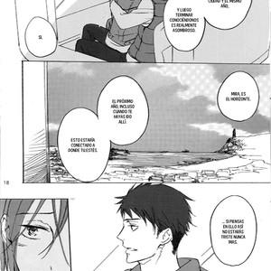 [NO RESET CLUB (Sakurai Shushushu)] Just wanna know – Free! dj [Español] – Gay Comics image 018