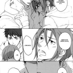 [NO RESET CLUB (Sakurai Shushushu)] Just wanna know – Free! dj [Español] – Gay Comics image 019