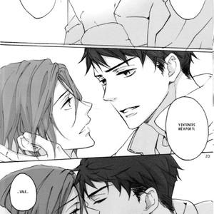 [NO RESET CLUB (Sakurai Shushushu)] Just wanna know – Free! dj [Español] – Gay Comics image 020