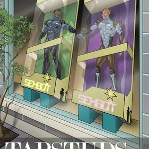 [Dale Lazarov] Tapstuds #3 [Eng] – Gay Comics