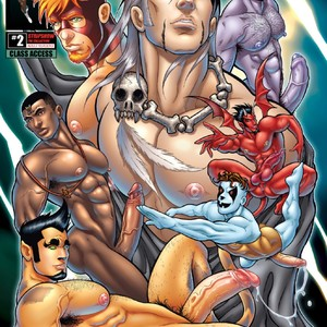 [Patrick Fillion] Stripshow #2 [Eng] – Gay Comics