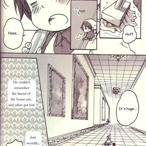 [Kigi] Lei chi sono dolci 1 – Hetalia dj [Eng] – Gay Comics image 010