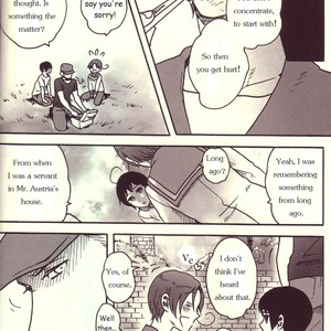 [Kigi] Lei chi sono dolci 1 – Hetalia dj [Eng] – Gay Comics image 014