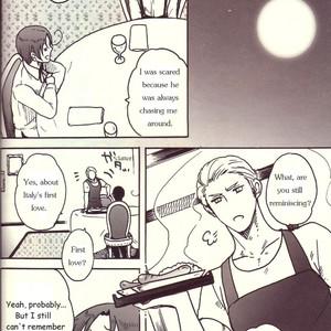 [Kigi] Lei chi sono dolci 1 – Hetalia dj [Eng] – Gay Comics image 020