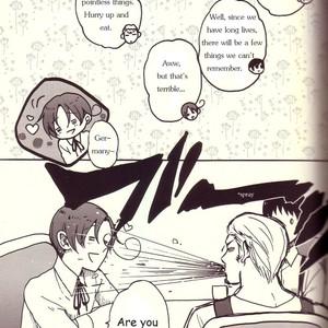 [Kigi] Lei chi sono dolci 1 – Hetalia dj [Eng] – Gay Comics image 021