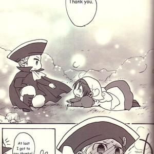 [Kigi] Lei chi sono dolci 1 – Hetalia dj [Eng] – Gay Comics image 033