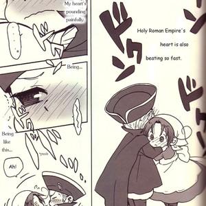 [Kigi] Lei chi sono dolci 1 – Hetalia dj [Eng] – Gay Comics image 037