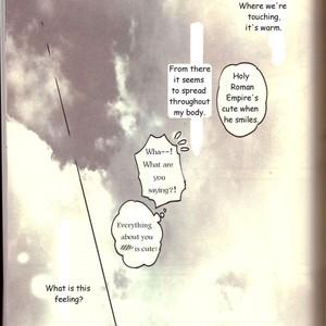 [Kigi] Lei chi sono dolci 1 – Hetalia dj [Eng] – Gay Comics image 039